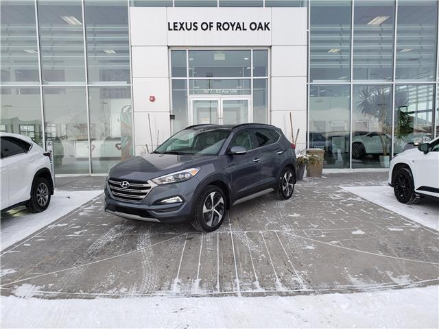 2018 Hyundai Tucson Ultimate 1.6T (Stk: L21106B) in Calgary - Image 1 of 22