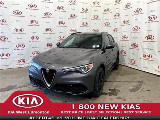 2018 Alfa Romeo Stelvio ti (Stk: BM4024) in Edmonton - Image 1 of 26