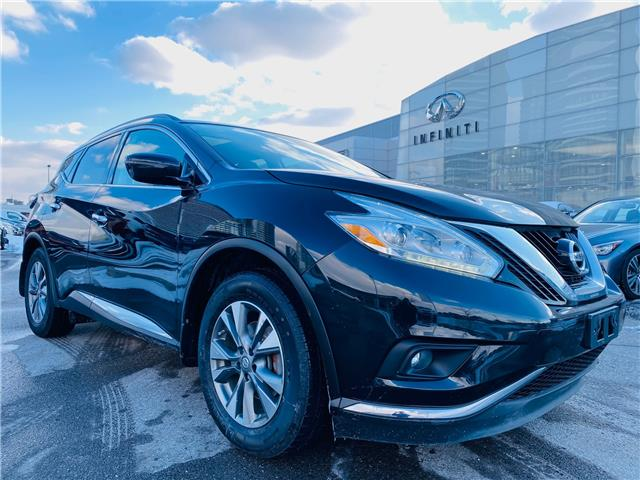 2016 Nissan Murano SV (Stk: H8947B) in Thornhill - Image 1 of 18