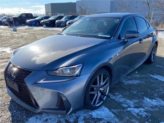 2017 Lexus IS 300 Base (Stk: JTHCM1) in Kitchener - Image 1 of 1