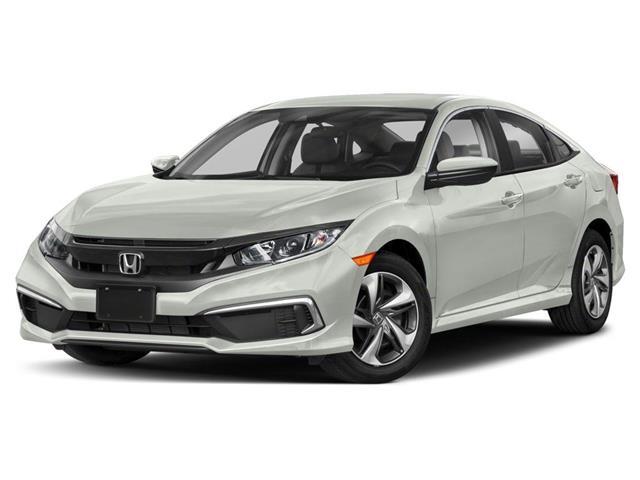 2021 Honda Civic LX (Stk: N5869) in Niagara Falls - Image 1 of 9