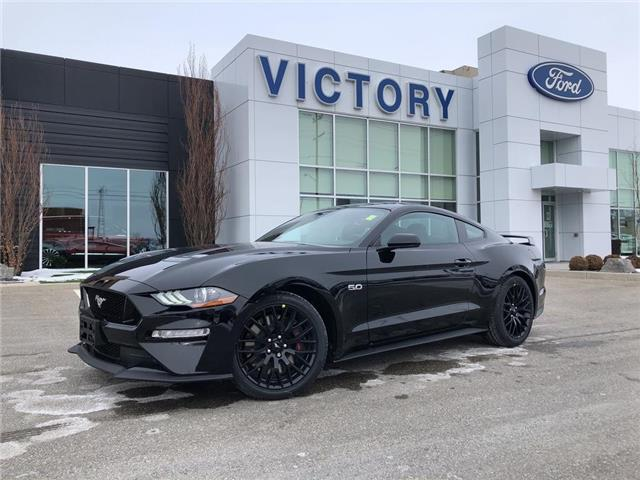 2021 Ford Mustang GT (Stk: VMU20064) in Chatham - Image 1 of 17
