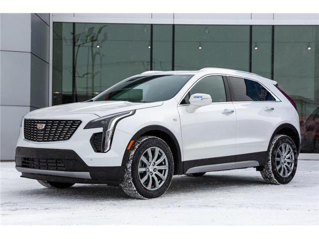 2021 Cadillac XT4 Premium Luxury (Stk: M0168) in Trois-Rivières - Image 1 of 30