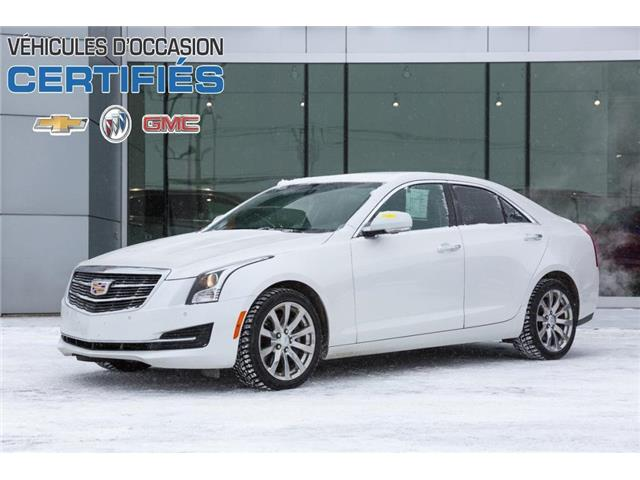 2017 Cadillac ATS 2.0L Turbo Luxury (Stk: LL311A) in Trois-Rivières - Image 1 of 27