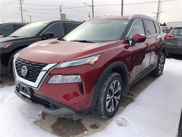 2021 Nissan Rogue SV (Stk: 21044) in Sarnia - Image 1 of 5