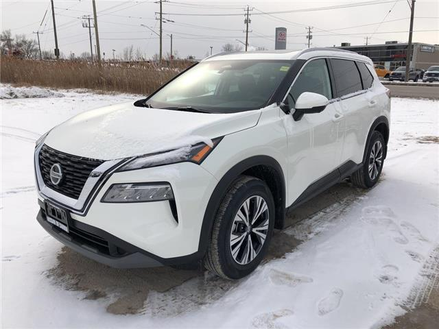 2021 Nissan Rogue SV (Stk: 21045) in Sarnia - Image 1 of 5