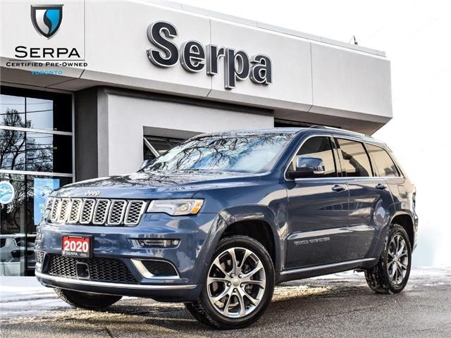 2020 Jeep Grand Cherokee Summit (Stk: 204053) in Toronto - Image 1 of 26