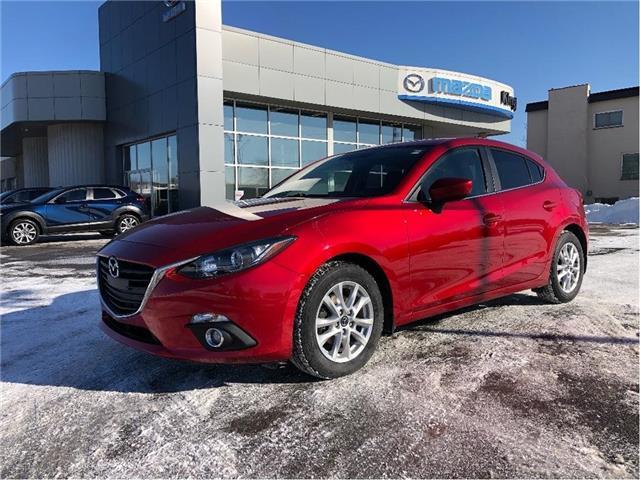 2016 Mazda Mazda3 Sport GS (Stk: 21p004) in Kingston - Image 1 of 24