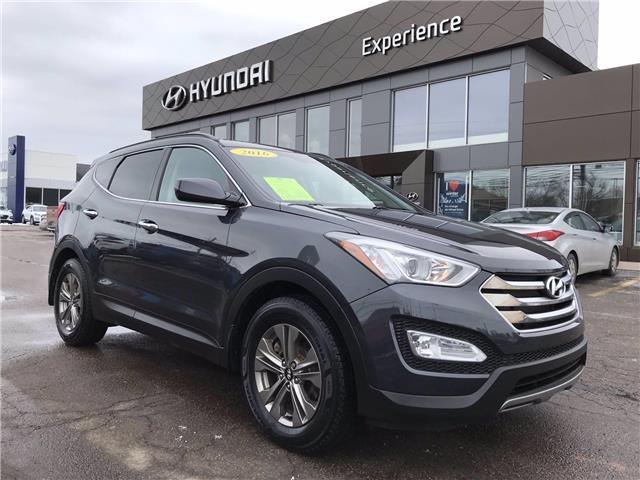 2016 Hyundai Santa Fe Sport 2.4 Base (Stk: N1143TA) in Charlottetown - Image 1 of 27
