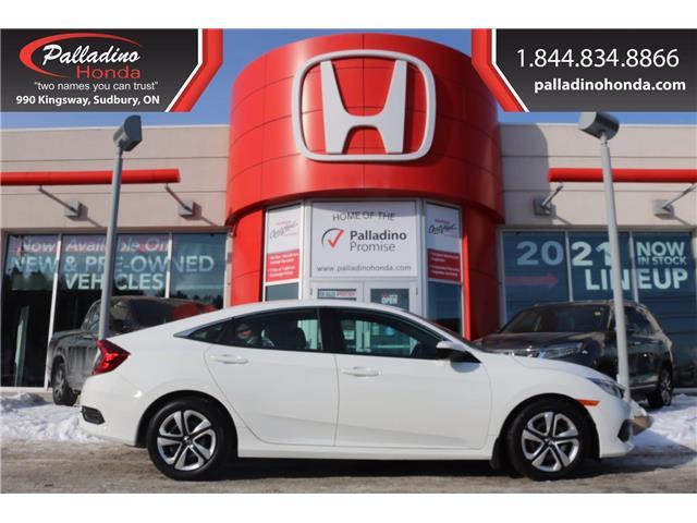 2018 Honda Civic LX (Stk: 22504A) in Sudbury - Image 1 of 32