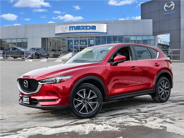 2017 Mazda CX-5 GT (Stk: LT1057) in Hamilton - Image 1 of 30