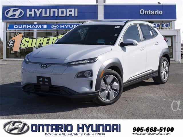 2021 Hyundai Kona EV Ultimate (Stk: 113597) in Whitby - Image 1 of 20