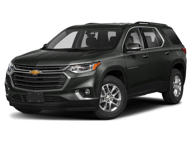 2021 Chevrolet Traverse LT Cloth (Stk: 137132) in London - Image 1 of 9