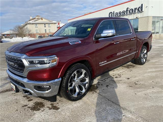 2021 RAM 1500 Limited (Stk: 21-110) in Ingersoll - Image 1 of 20