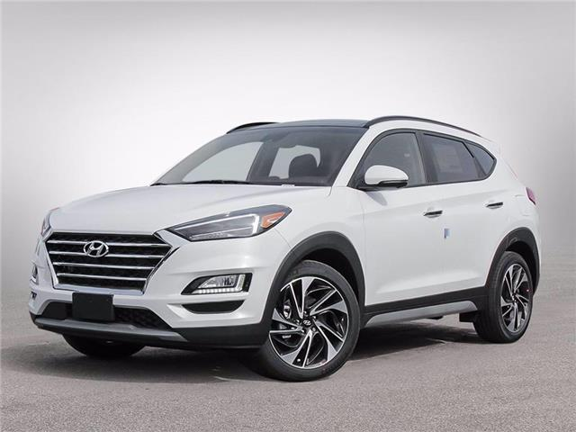 2021 Hyundai Tucson Ultimate (Stk: D10322) in Fredericton - Image 1 of 23