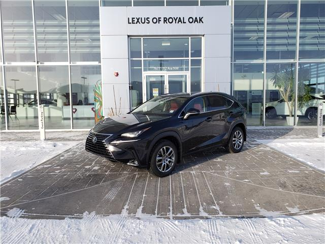 2021 Lexus NX 300 Base (Stk: L21211) in Calgary - Image 1 of 13