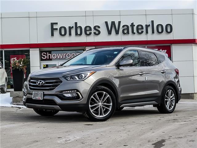 2017 Hyundai Santa Fe Sport  (Stk: 05472B) in Waterloo - Image 1 of 26