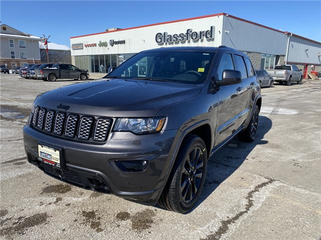 2021 Jeep Grand Cherokee Laredo (Stk: 21-100) in Ingersoll - Image 1 of 21