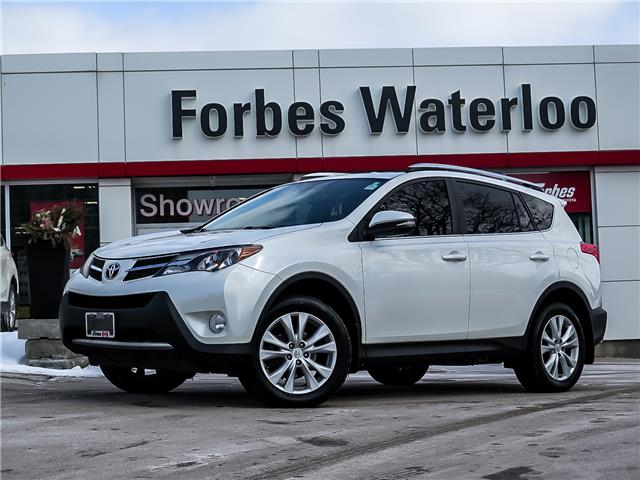 2015 Toyota RAV4  (Stk: 155) in Waterloo - Image 1 of 26