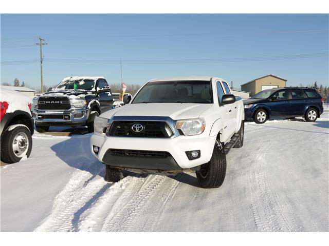 2013 Toyota Tacoma V6 (Stk: MP012) in Rocky Mountain House - Image 1 of 30