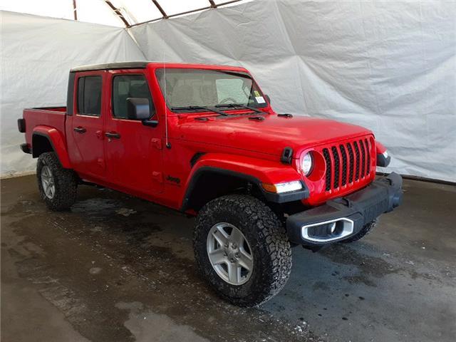 2020 Jeep Gladiator Sport S (Stk: 201377) in Thunder Bay - Image 1 of 19