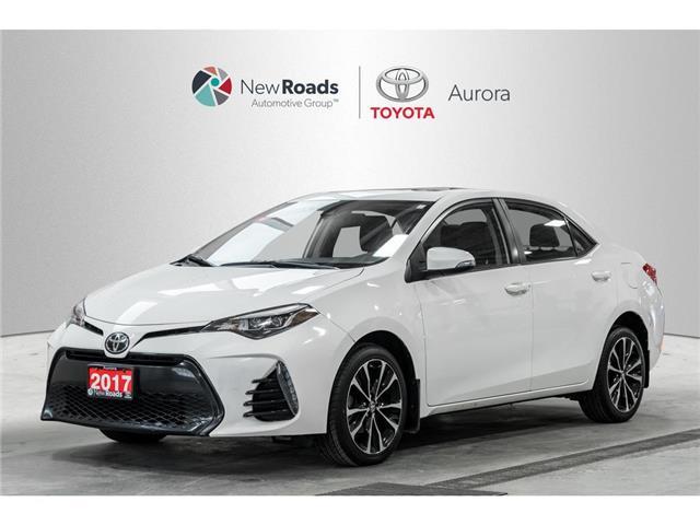 2017 Toyota Corolla  (Stk: 319741) in Aurora - Image 1 of 19