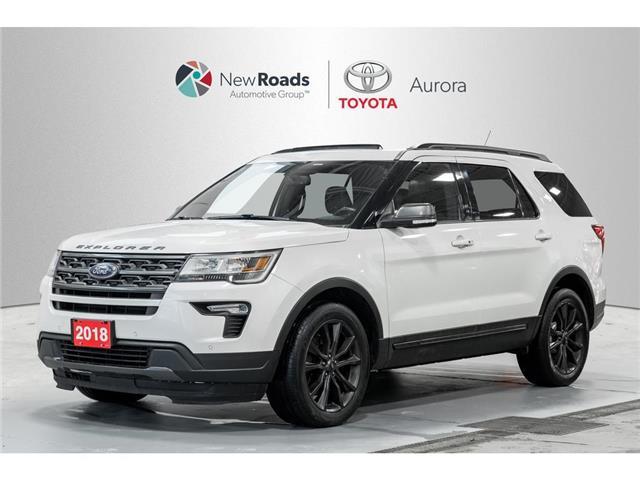 2018 Ford Explorer  (Stk: 6787) in Aurora - Image 1 of 19