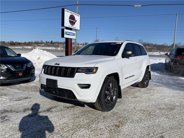 2021 Jeep Grand Cherokee Limited (Stk: 6819) in Sudbury - Image 1 of 20