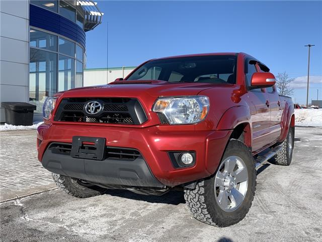 2014 Toyota Tacoma V6 (Stk: A0433A) in Ottawa - Image 1 of 14