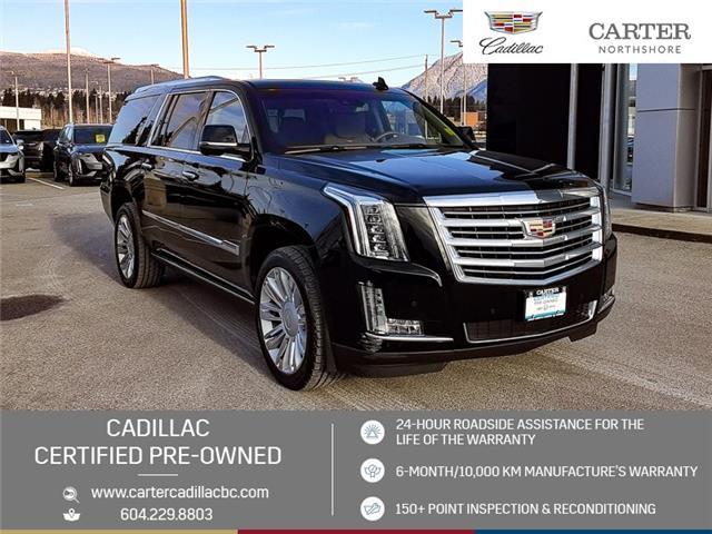 2016 Cadillac Escalade ESV Platinum (Stk: 975000) in North Vancouver - Image 1 of 24