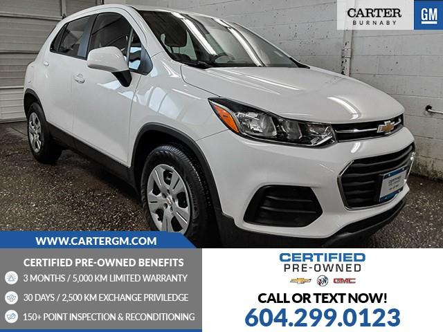 2018 Chevrolet Trax LS (Stk: T1-93881) in Burnaby - Image 1 of 21