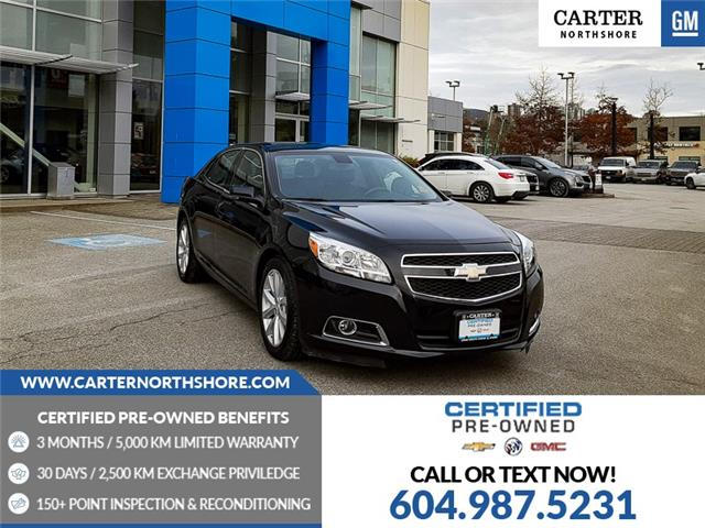 2013 Chevrolet Malibu 2LT (Stk: 975040) in North Vancouver - Image 1 of 28