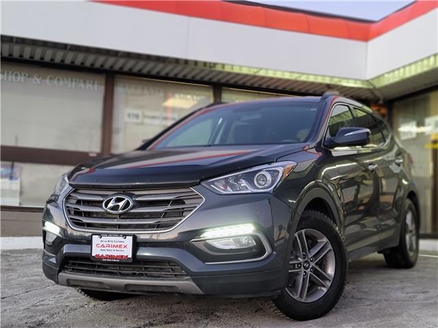 2017 Hyundai Santa Fe Sport 2.4 Premium (Stk: 2101011) in Waterloo - Image 1 of 21