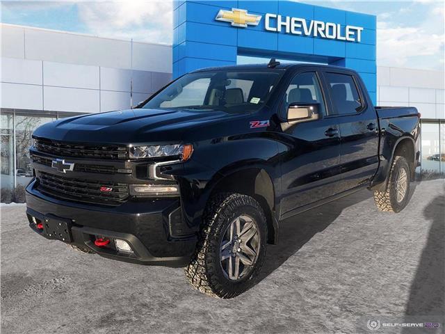 2021 Chevrolet Silverado 1500 LT Trail Boss (Stk: G21445) in Winnipeg - Image 1 of 25