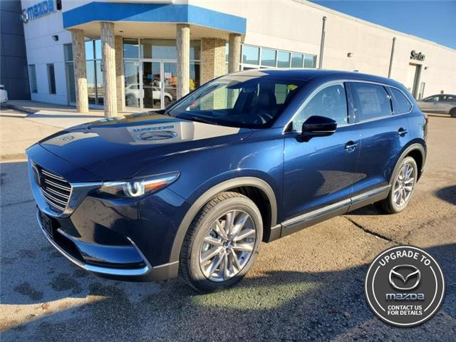 2021 Mazda CX-9 GT AWD (Stk: M21038) in Steinbach - Image 1 of 24