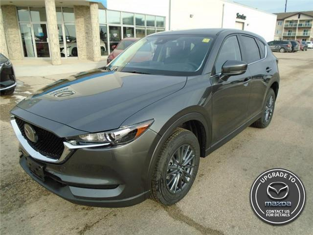 2021 Mazda CX-5 GS (Stk: M21040) in Steinbach - Image 1 of 33