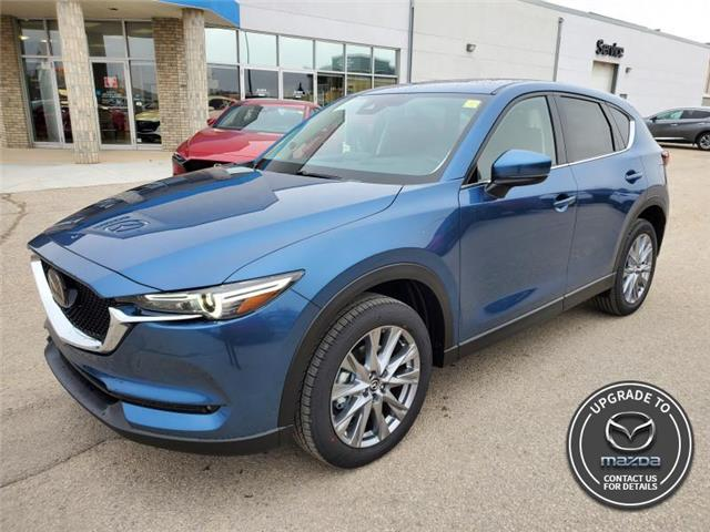 2021 Mazda CX-5 GT (Stk: M21045) in Steinbach - Image 1 of 19