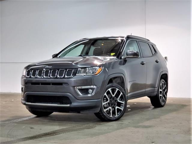 2017 Jeep Compass Limited (Stk: A3607) in Saskatoon - Image 1 of 15