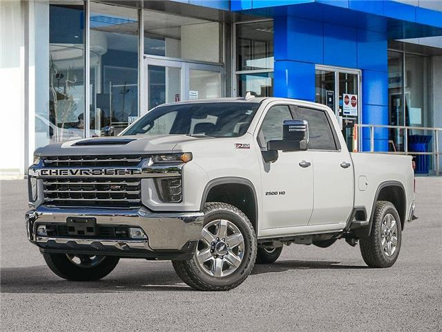 2021 Chevrolet Silverado 2500HD LTZ (Stk: M245) in Chatham - Image 1 of 23