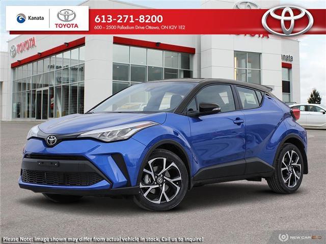 2021 Toyota C-HR XLE Premium (Stk: 90884) in Ottawa - Image 1 of 23