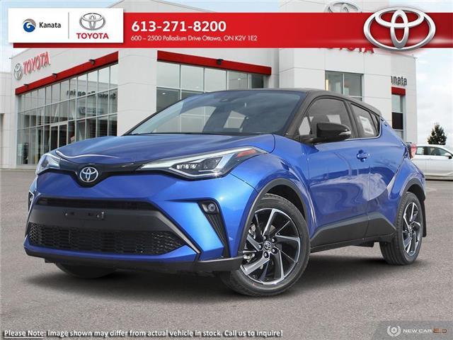2021 Toyota C-HR Limited (Stk: 90888) in Ottawa - Image 1 of 24