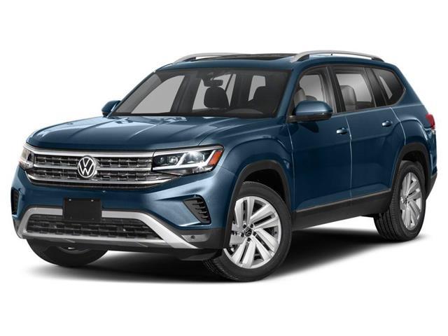 2021 Volkswagen Atlas 3.6 FSI Comfortline (Stk: A21055) in Sault Ste. Marie - Image 1 of 9
