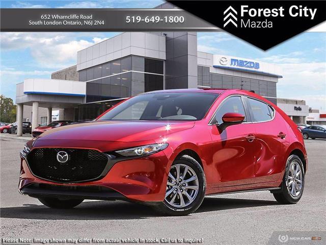 2021 Mazda Mazda3 Sport GS (Stk: 21M34960) in London - Image 1 of 23