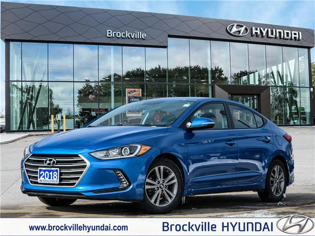 2018 Hyundai Elantra  (Stk: R21098A) in Brockville - Image 1 of 30