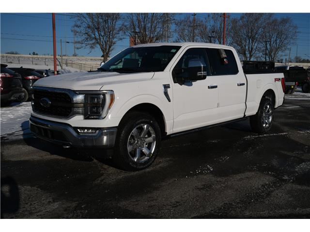 2021 Ford F-150 King Ranch (Stk: 2100880) in Ottawa - Image 1 of 22