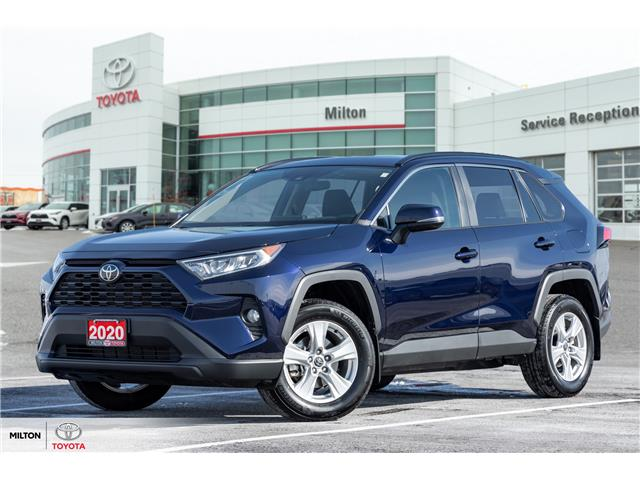 2020 Toyota RAV4 XLE (Stk: 061307A) in Milton - Image 1 of 23
