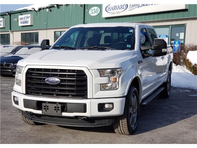 2016 Ford F-150 XLT (Stk: 10990A) in Lower Sackville - Image 1 of 25