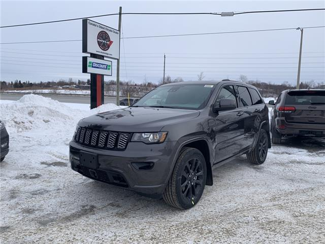 2021 Jeep Grand Cherokee Laredo (Stk: 6830) in Sudbury - Image 1 of 19