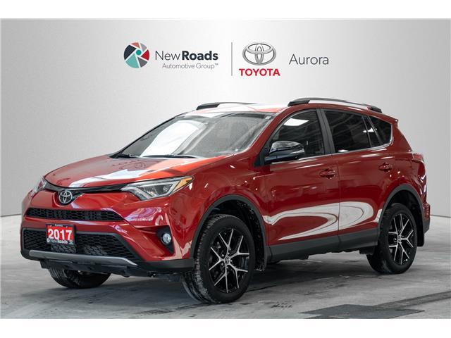 2017 Toyota RAV4  (Stk: 6812) in Aurora - Image 1 of 20