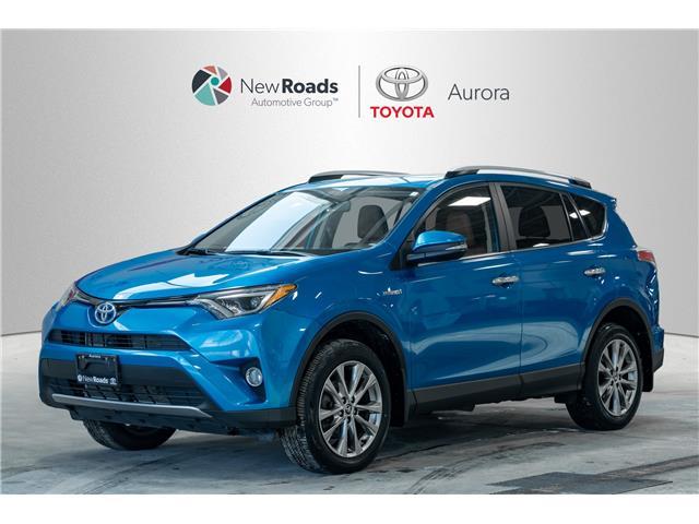 2016 Toyota RAV4 Hybrid  (Stk: 323651) in Aurora - Image 1 of 21